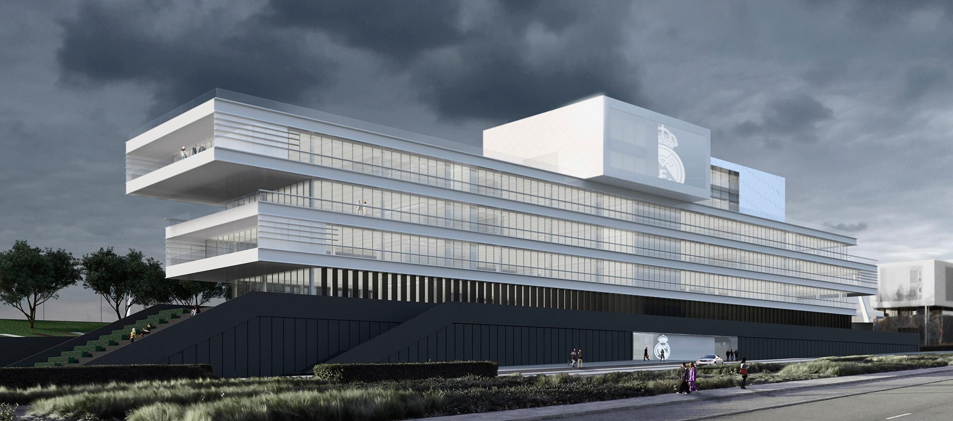 Competition real madrid headquarters fenwick iribarren for Real madrid oficinas telefono